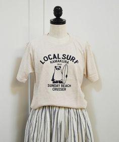【ZOZOTOWN】ALL ORDINARIES(オールオーディナリーズ)のTシャツ/カットソー「SUNDAYパンダ半T コラボT」(2075011704007, 2075011704008)を購入できます。