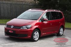 This VW Touran was booked in for a Premium Valet. Vw Touran, Car, Automobile, Cars, Autos