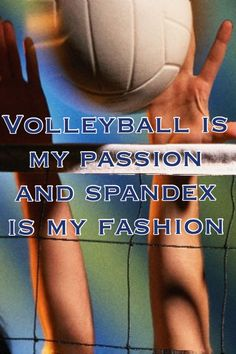 Volleyball is my passion and spandex is my fashion 😍😍😍😍. It's volleyball season and this picture is close to PERFECT Volleyball Jokes, Volleyball Workouts, Volleyball Drills, Volleyball Gifts, Volleyball Pictures, Volleyball Players, Volleyball Sayings, Volleyball Problems, Coaching Volleyball