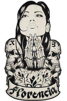 Surenos Surenas gang art | surenos en Tumblr