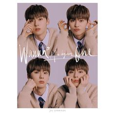 Wanna One Hwang Minhyun Ong Seung Woo, Young Park, Nu Est Minhyun, Nu'est Jr, My Big Love, My Destiny, Ha Sungwoon, Reasons To Smile, Produce 101