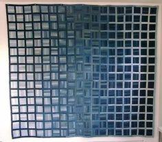 Afbeeldingsresultaat voor denim quilts