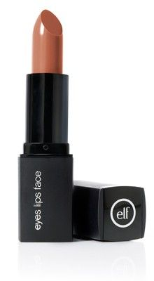 Naturally Nymph is seriously the perfect nude lipstick color and only $5!!!