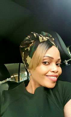 Headscarf wrap