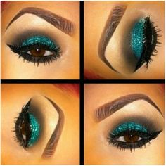 Loove the eye shadow color