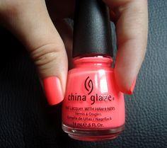 China Glaze Flip Flop Fantasy ♥ summer nails!