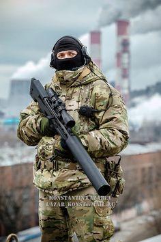 """sdkfz142: ВКС """"Выхлоп"""" - крупнокалиберная бесшумная снайперская винтовка (via cerebralzero)"""
