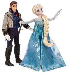 Bonecas de Heróis e Vilões Disney | Just Lia