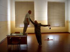 """""""Osso""""  by Compagnia Virgilio #Sieni -Tempo Reale. #Dance. VIE Scena Contemporanea #Festival 2006"""