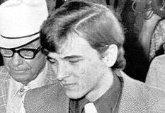 Elmer Wayne Henley, procurer of young boys for Houston serial killer Dean Corll.  Dean paid $200 a head for the young boys he liked.