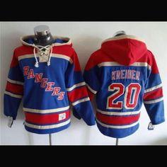 New York Rangers NHL Hockey Team Apparel Hoodies 8f60f984f