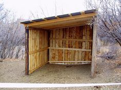 Pasture shelter outside fence line with fewer areas for the horses find this pin and more on future horse property ideas ccuart Image collections