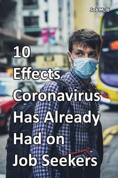 Even for healthy job seekers, the coronavirus pandemic has changed job search around the world in only a short time. Career Search, Job Search Tips, Career Success, Career Advice, Career Consultant, Job Interview Questions, Changing Jobs, Employee Engagement, Time Management Tips