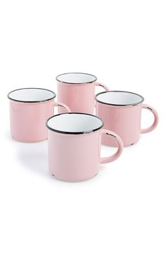 canvas+home++'Tinware'+Mugs+(Set+of+4)+available+at+#Nordstrom