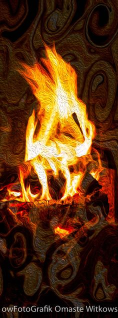 Light My Fire III - Omaste Witkowski http://omaste-witkowski.artistwebsites.com/featured/light-my-fire-iii-omaste-witkowski.html