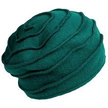 Asian Eye Kate Hat - Boiled Wool (For Women) in Jade - Closeouts