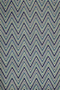 Momeni DL-48 Blue Area Rugs