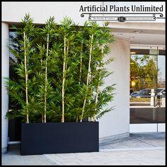 Artificial Bamboo Uv Resistant Outdoor Species