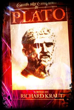 Just arrived! Cambridge Companion to Plato