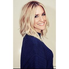 Long asymmetrical bob /lob - blonde hair - Kristen cavallari - kristincavallari's photo on Instagram