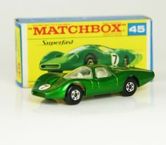 I still have it.  Matchbox Ford Group 6