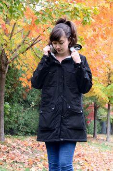 Autumn and Winter Essentials ft. Fjallraven Canada Winter Parka, Winter Essentials, Hooded Parka, Raincoat, Canada, Autumn, Jackets, Fashion, Rain Jacket