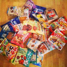 Lenny's treats from Japan