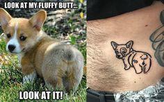 Wrap Your Ears 'Round The Story Of Peking Duk's 'Fluffy Butt Corgi' Tattoos