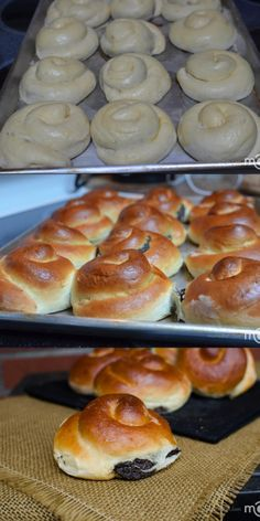 Pillow soft poppy seed buns, they are so heavenly. Your home will smell good for hours.