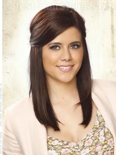 16 Super Easy Prom Hairstyles to Try: #14 The Off-Set Sensation