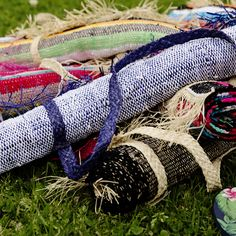 Our multi coloured Coast Mats are the perfect for beach lovers this summer!