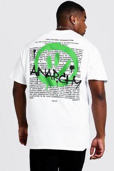 Shirt Print Design, Tee Shirt Designs, Tee Design, Big And Tall T Shirts, Plus Size T Shirts, Big And Tall Style, Graphic Shirts, Printed Shirts, Baby Daddy