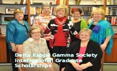 Delta Kappa Gamma Society International Graduate Scholarships, and applications are submitted till February 1, 2015. Applications are invited for graduate scholarships available to member countries of Delta Kappa Gamma Society International. - See more at: http://www.scholarshipsbar.com/delta-kappa-gamma-society-international-graduate-scholarships.html#sthash.x4BYV6sn.dpuf