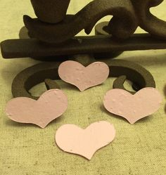 Hey, I found this really awesome Etsy listing at https://www.etsy.com/listing/220840251/plantable-heart-large-seed-confetti-50