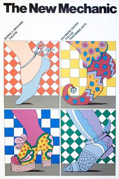 Milton Glaser  Collection, 1 9 7 9, For Morris A. Mechanic Theater.
