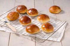 Recipe for Wheat Bowls Recipe Boards, Pretzel Bites, Hamburger, Tin, Muffin, Bread, Baking, Breakfast, Food
