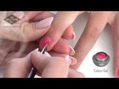 Bio Sculpture Colour Gel Overlay on SHORT Nails - YouTube. ... I won't get my nails done any other way anymore