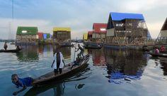 makoko floating school designboom