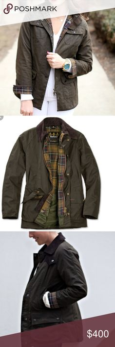 ISO Barbour Jacket Looking for a women's/men's Barbour jacket! No exact price range! Love the Barbour Beadnell Jacket but would love others as well! Barbour Jackets & Coats