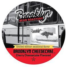 Brooklyn Beans, Brooklyn Cheesecake Single-Cup Coffee for Keurig K-Cup Brewers, 40 count Brooklyn Beans http://www.amazon.com/dp/B00W7CNJ02/ref=cm_sw_r_pi_dp_fO1Bvb0Y3PZA2