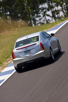 2013 Cadillac ATS http://www.ritcheycadillacbuickgmc.com/VehicleSearchResults?search=new