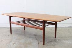 Teak Coffee Table by Grete Jalk