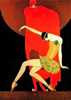"""Ernesto García Cabral - """"Rojo, Verde y Oro"""" by docarelle (away for a while), via Flickr"""