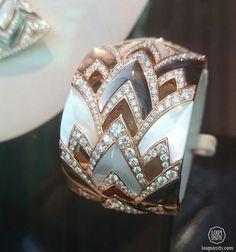 Bulgari Diva bracelet #BiennaledesAntiquires #Paris