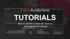 How to Submit Cinema Task on Cloud Rendering Service Cinema 4d, Farms, Clouds, Homesteads, Cloud