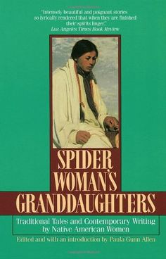 Spider Woman's Granddaughters: Traditional Tales and Contemporary Writing by Native American Women by Paula Gunn Allen http://www.amazon.com/dp/044990508X/ref=cm_sw_r_pi_dp_BTEgub039GQHR