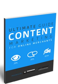 Learn how to use visual, social and written online content to increase traffic, get new customers and maximize your sales with this FREE 93 page guide from Lisa Suttora and Monsoon Commerce.    If you market products or services online, you need to know these effective content marketing strategies.