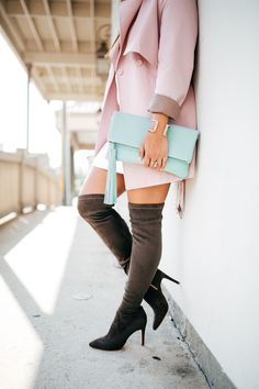 GiGi New York   Azuew Stella Clutch   Haute Off The Rack Fashion Blog