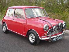 1965 - Morris Mini Cooper S £25,000