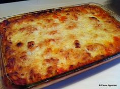 Simple baked pasta